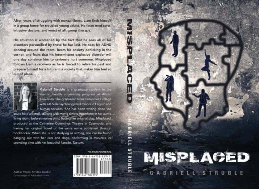 Misplaced Full Cover
